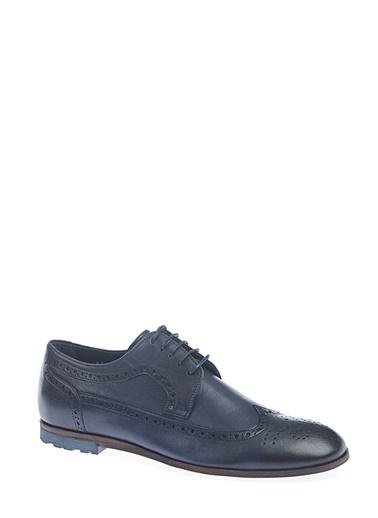 %100 Deri Casual Ayakkabı-Greyder